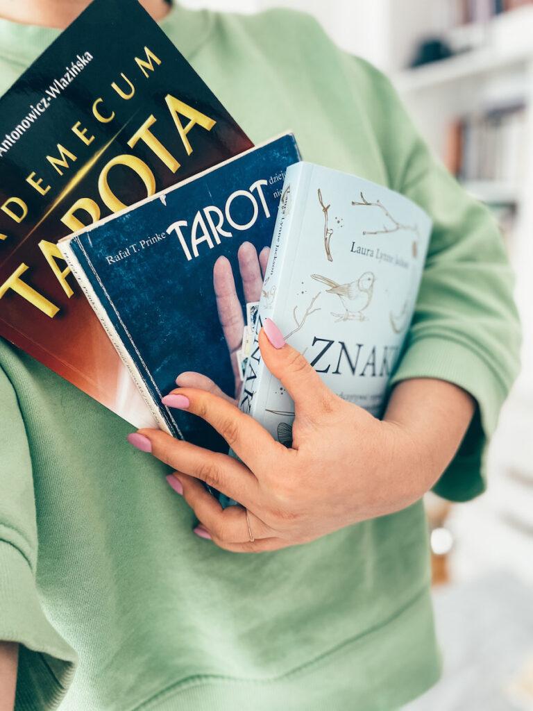 książki o tarocie