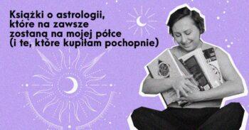 książki o astrologii